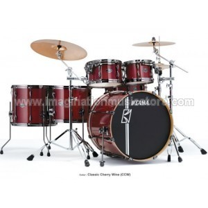 Tama Superstar Hyperdrive Maple ML62HZBNS 6-piece