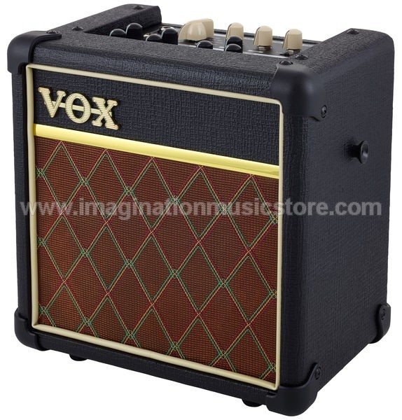 Vox Mini5 Rhythm Modeling Guitar Combo Amplifier - Classic