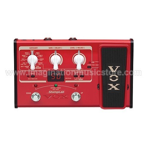 Vox StompLab IIB Bass Multi-effects Pedal