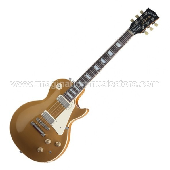 Gibson Les Paul Deluxe Antique Goldtop Limited Edition