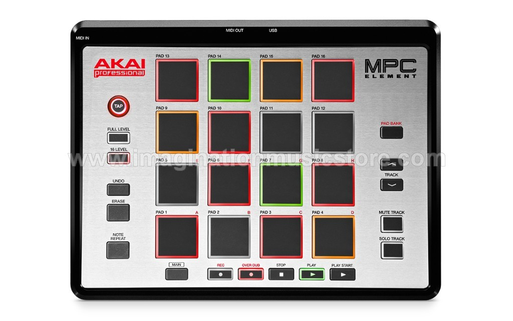 AKAI MPC Element | Music Production Controller - Essential
