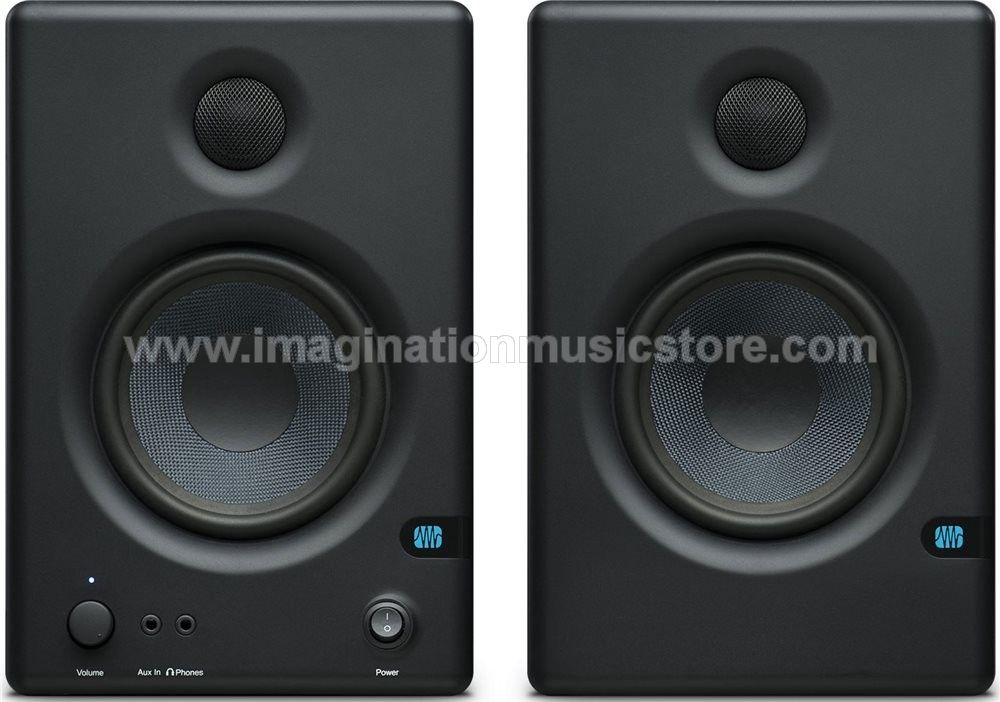 PreSonus Eris E4.5 4.5 inch Powered Studio Monitors