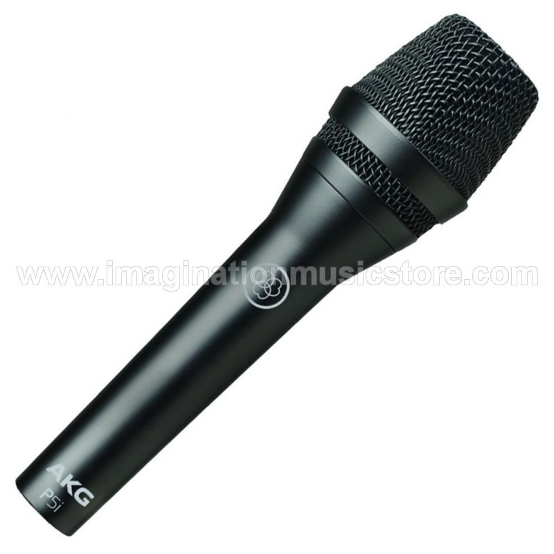 AKG P5i Handheld Supercardioid Vocal Microphone