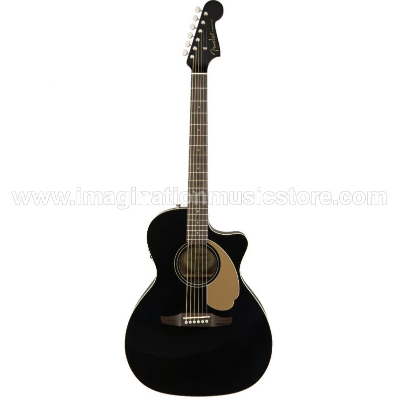 Fender Newporter Player - Jetty Black