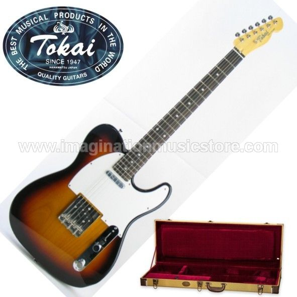 Tokai TTE-50 YS/R Vintage Series Japan - Yellow Sunburst