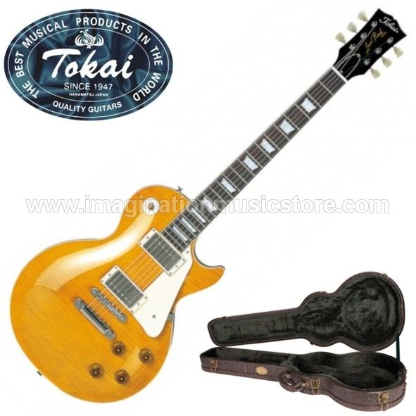 Tokai Love Rock Japan LS128F LD Lemon Drop