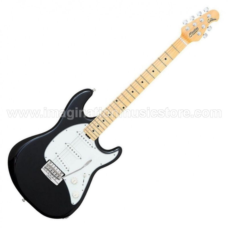 Sterling by Music Man Classic Cutlass Guitar in Black