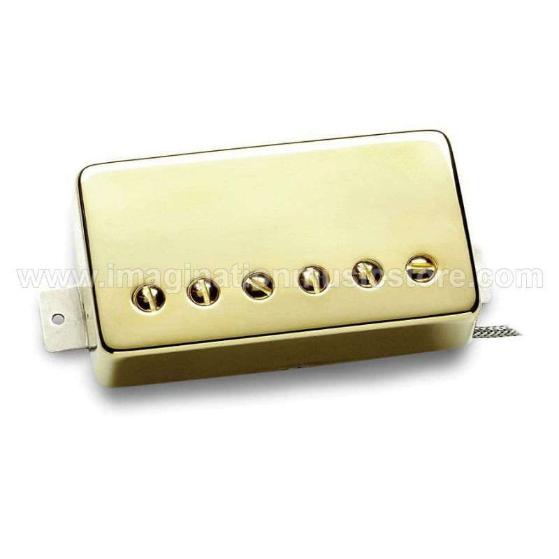 Seymour Duncan SH-2N Jazz Model Humbucker Neck Pickup - Gold