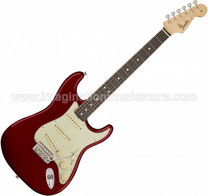 Fender American Original `60s Stratocaster - Candy Apple Red