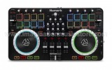 Numark Mixtrack Quad 4-Channel DJ Controller with Audio