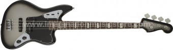 Fender Troy Sanders Jaguar Bass Silverburst