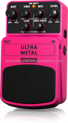 Behringer Ultra Metal UM300 Heavy Metal Distortion Effects Pedal
