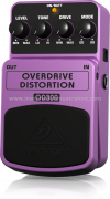 Behringer OD300 Overdrive / Distortion Pedal