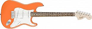 Squier Affinity Stratocaster - Competition Orange w/ Rosewood Fingerboard