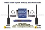 Paket Sound System Meeting Room Turbosound