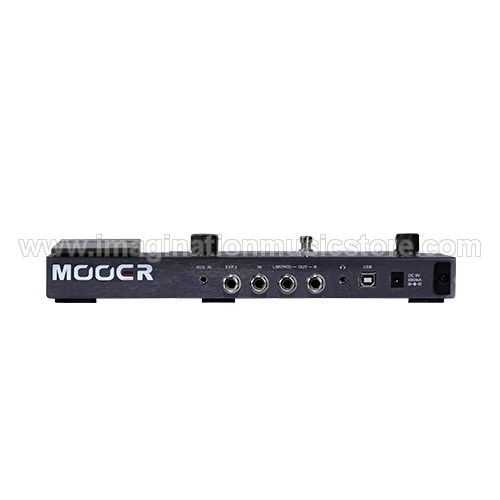 Mooer GE-200 Multi Effects and Amp Modelling