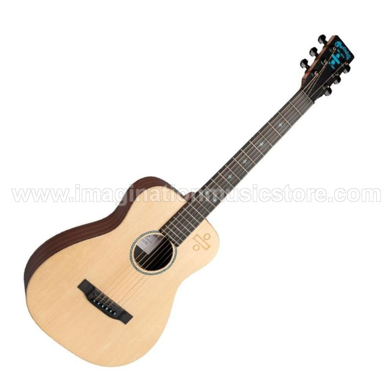 Martin LX Ed Sheeran 3 Signature Edition - Natural