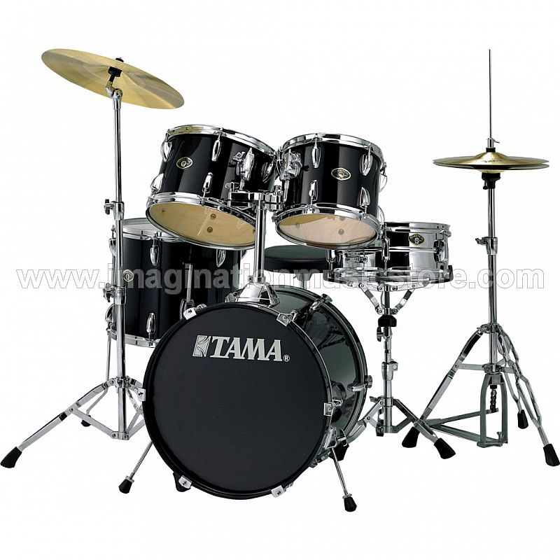 TAMA Stagestar SG52KH5C 5-piece Drum Set with Cymbals