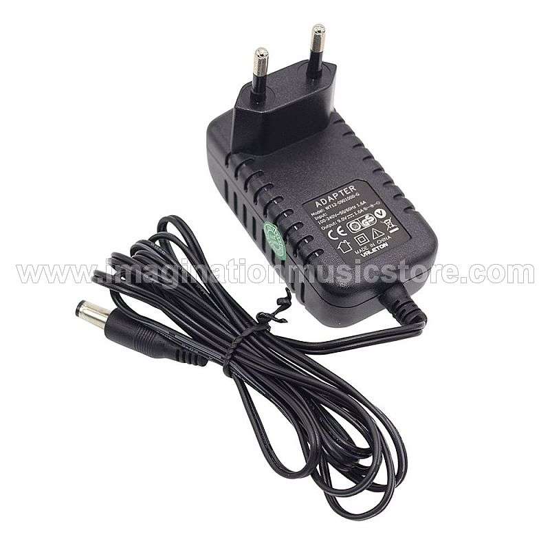 Valeton 9V Power Adapter with 1000 mA