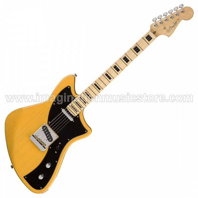 Fender Limited Edition Parallel Universe Meteora MN - Butterscotch Blonde