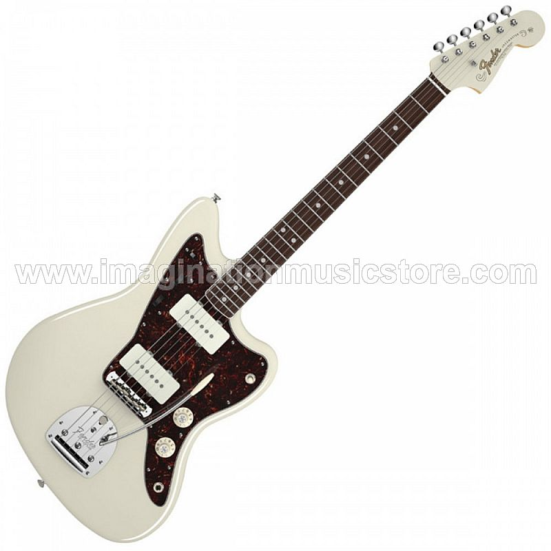 Fender American Vintage 65 Jazzmaster in Olympic White