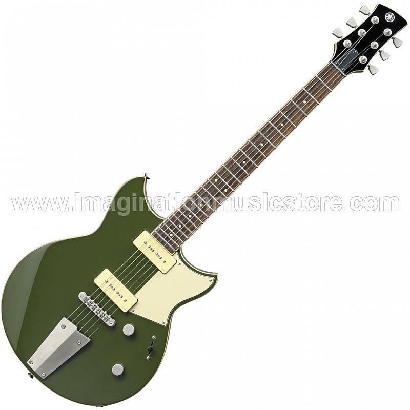 Yamaha Revstar RS502T with Aluminum Tailpiece - Bowden Green