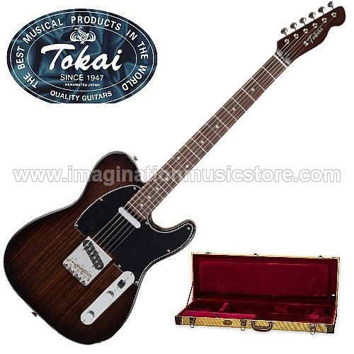 Tokai ATE-136RR Rosewood Breezysound Vintage Series in Natural