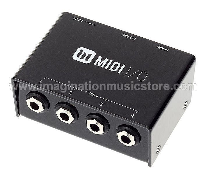 MERIS MIDI I/O Ultimate Midi Control Interface