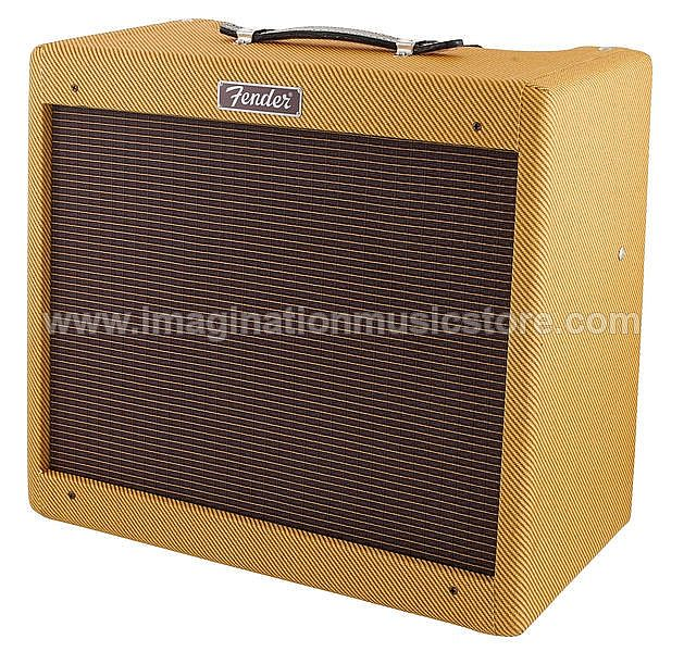 Fender Blues Junior in Lacquered Tweed Finish Limited Edition with Jensen Speaker