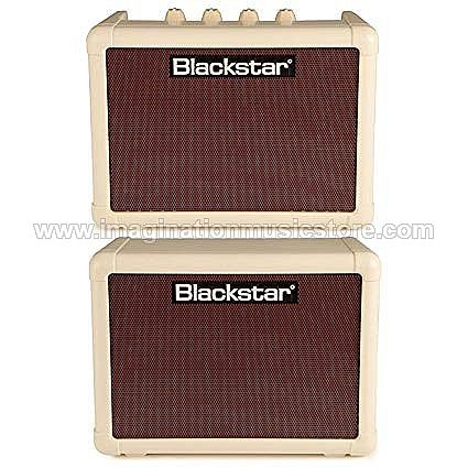 Blackstar Fly 3 Pack Vintage 3W 1x3 inch Combo Amp with Extension Speaker