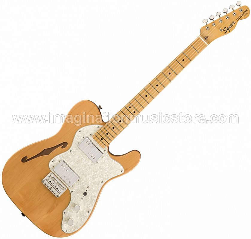 Squier Classic Vibe `70s Telecaster Thinline - Natural