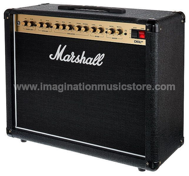 Marshall DSL40CR 40W 1x12 inch Tube Combo