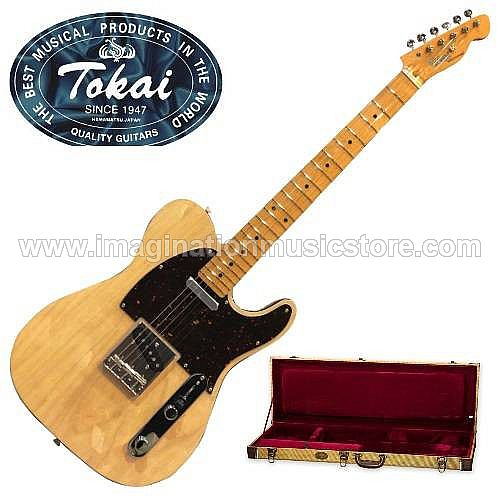 Tokai ATE-124B WBL/M Contemporary Series Japan in White Blonde