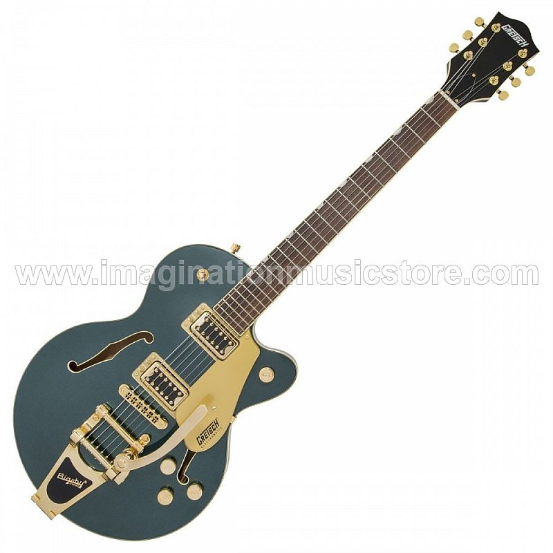 Gretsch G5655TG Electromatic Center Block Jr - Cadillac Green