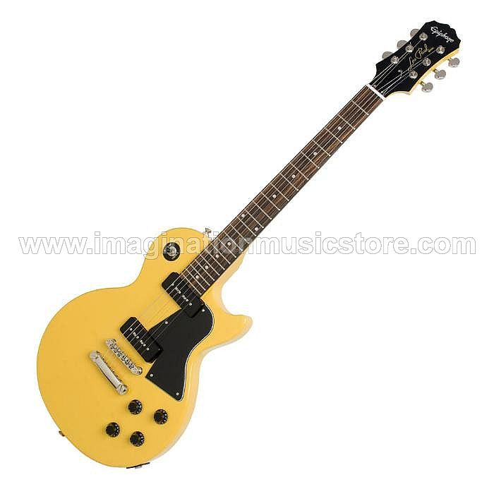 Epiphone Limited Edition Les Paul Special Singlecut TV Yellow