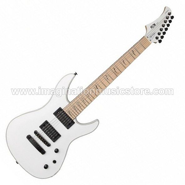 FGN J-Standard Mythic JMY7-AL-M/MWH Matte White made in Japan