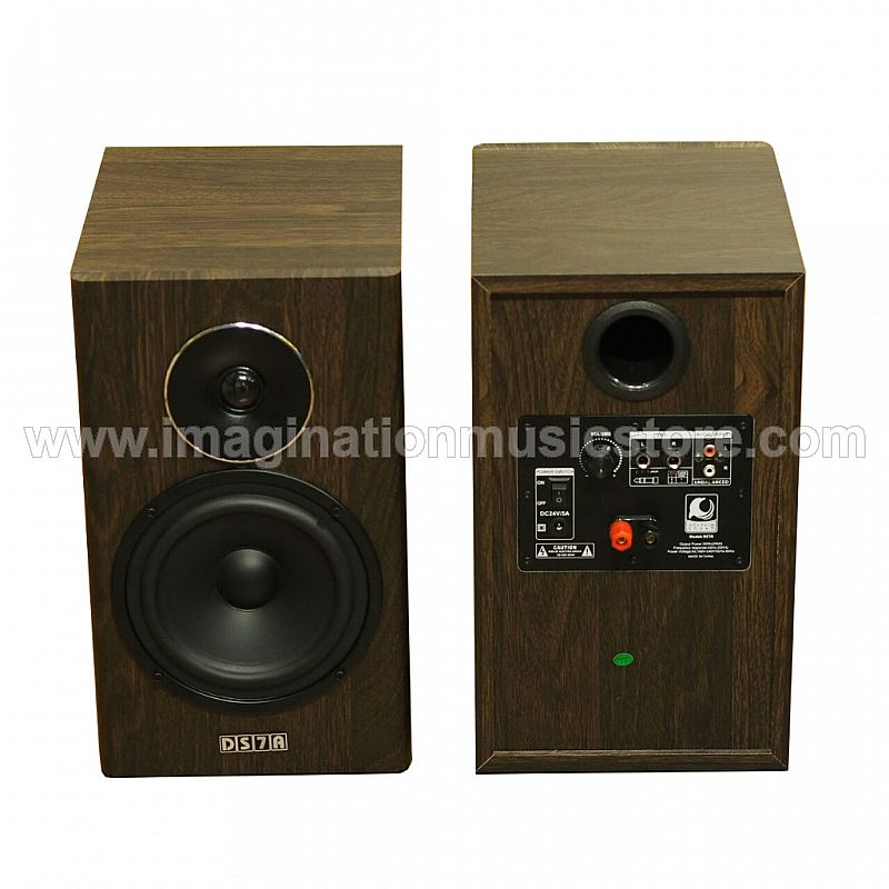 ISK Dolphin Sound DS7A Speaker Flat Monitoring Studio