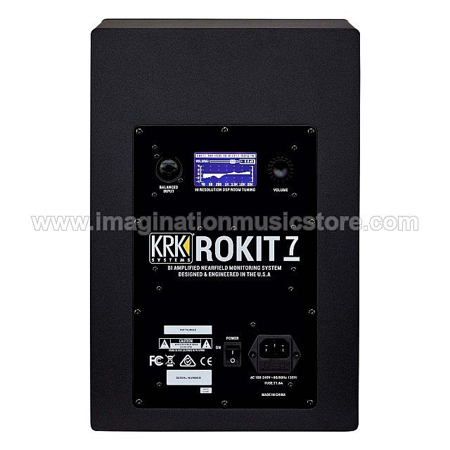 "KRK ROKIT 7 G4 7"" Powered Studio Monitor"