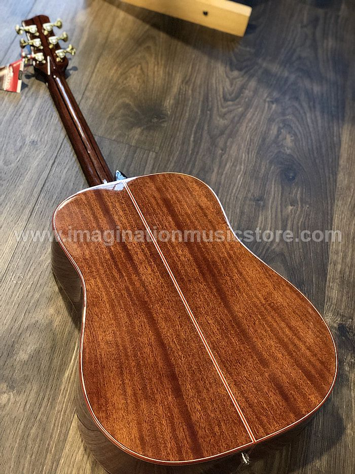 Galatasaray GT-QD2 Full Solid Mahogany Spruce Top and Fishman Preamp