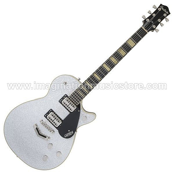 Gretsch G6229 Players Edition Jet BT - Silver Sparkle