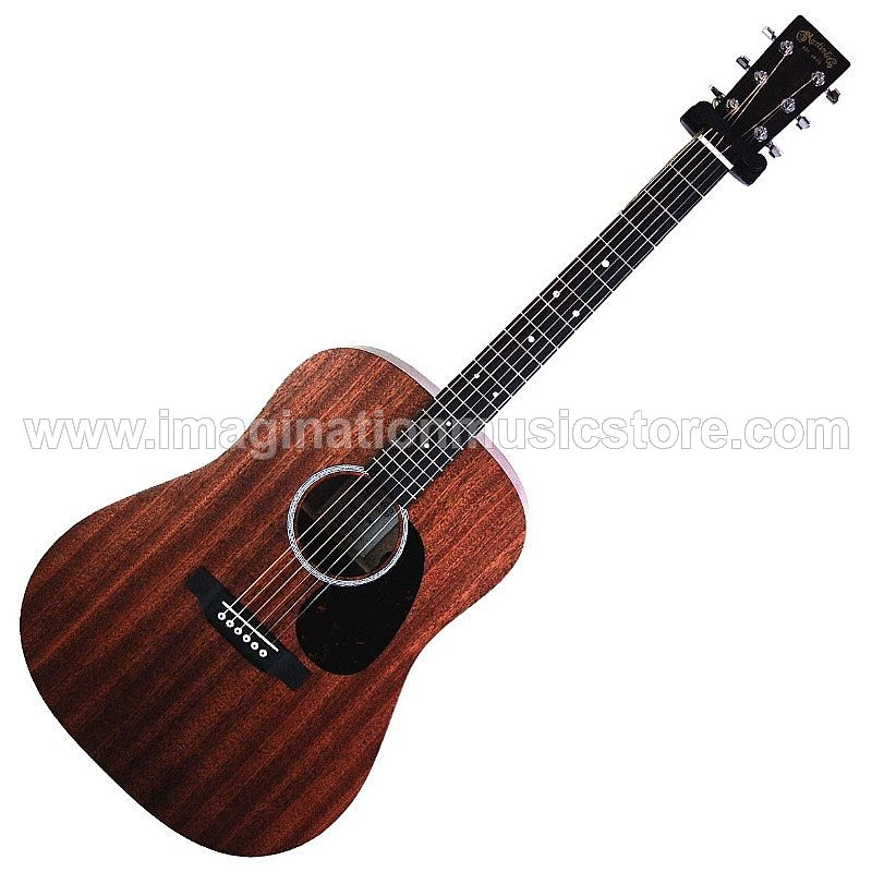 Martin D-10E Road Series - Natural Sapele