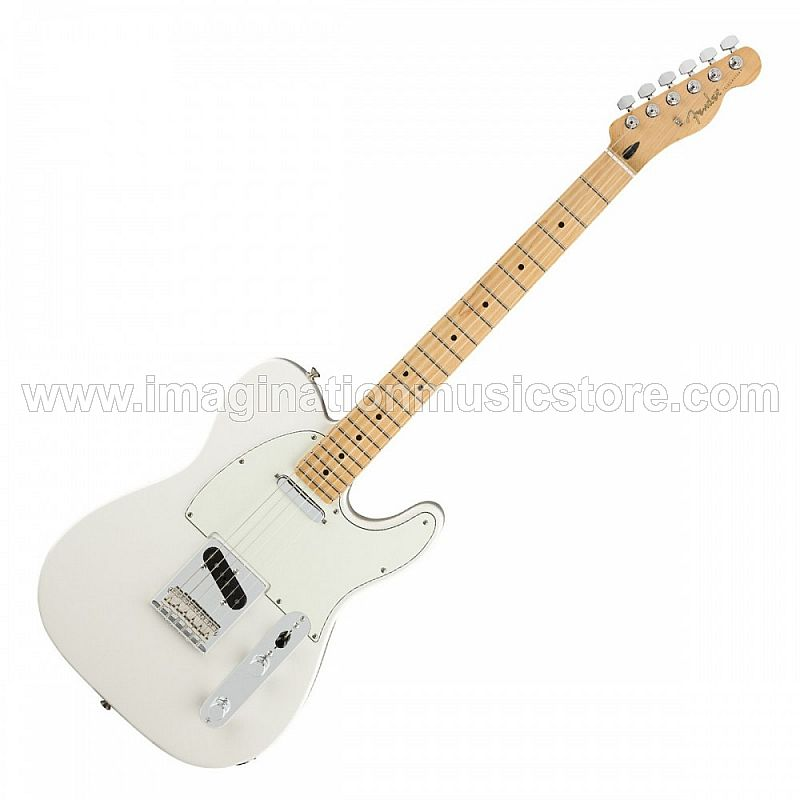 Fender Player Series Telecaster - Polar White with Maple Fingerboard