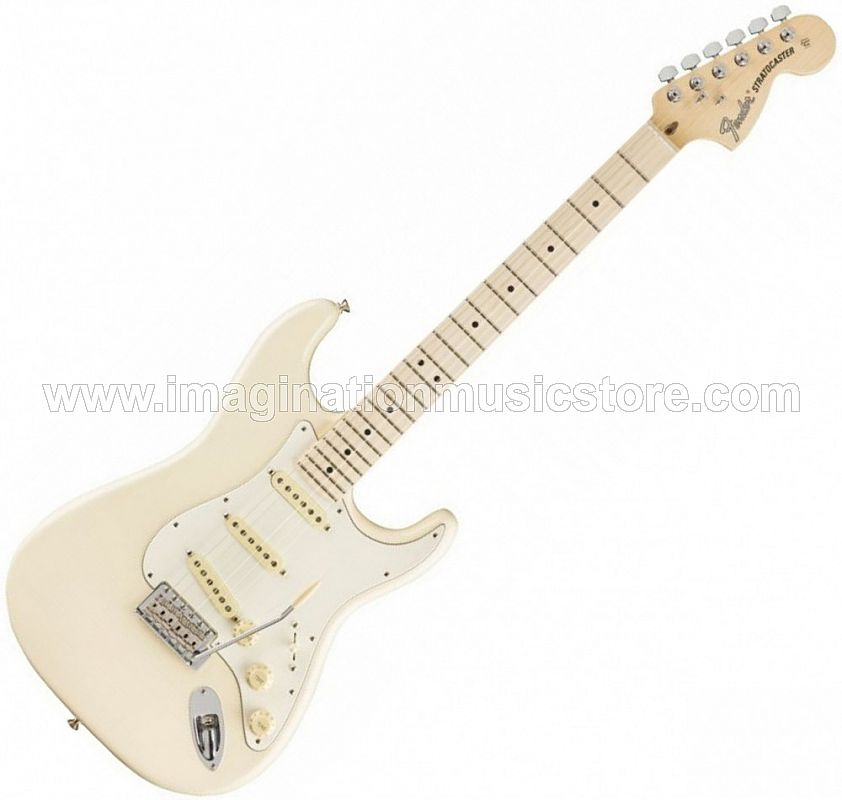 Fender Limited Edition American Performer Stratocaster MN in Olympic White