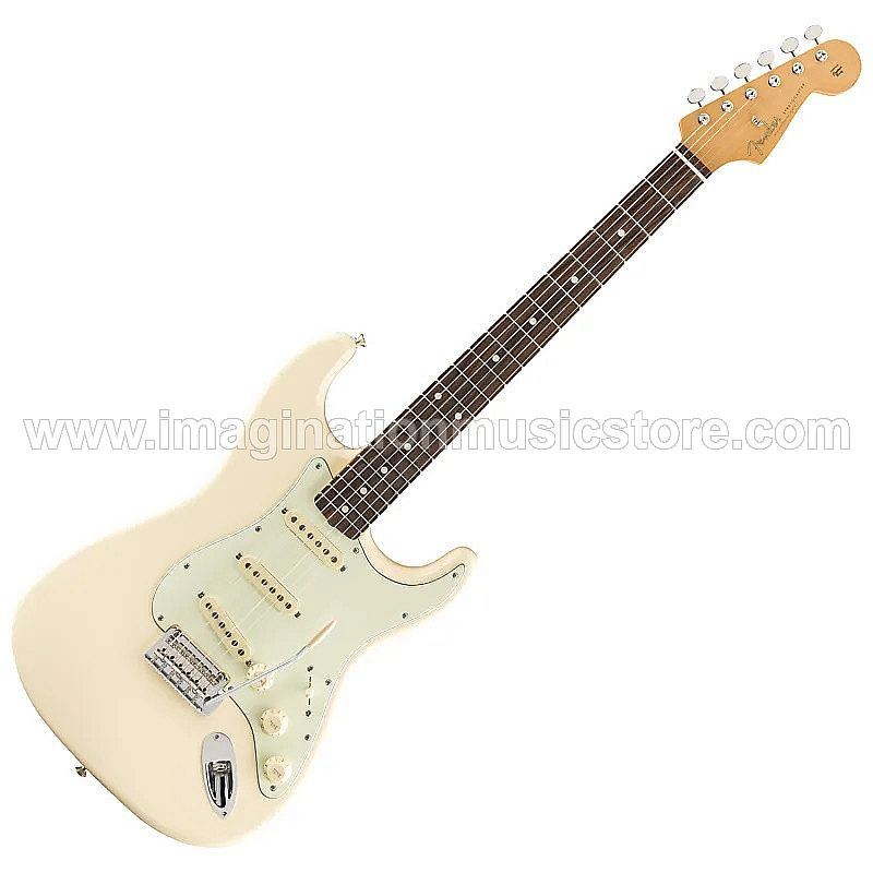 Fender Vintera `60s Stratocaster Modified - Olympic White