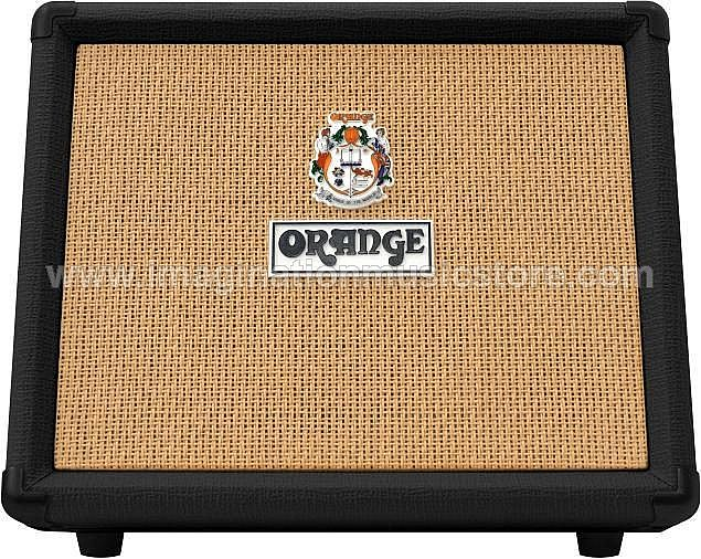 "Orange Crush Acoustic 30 30-watt 1x8"" Acoustic Combo - Black"