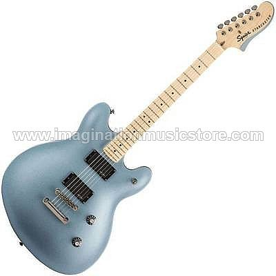 Squier Contemporary Active Starcaster - Ice Blue Metallic