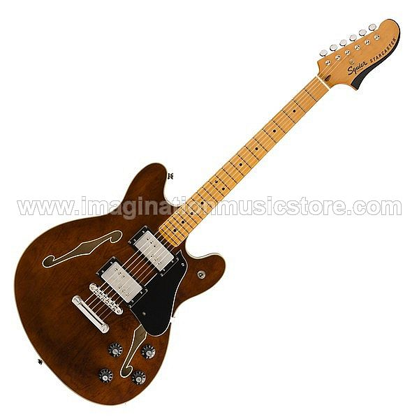 Squier Classic Vibe Starcaster - Walnut