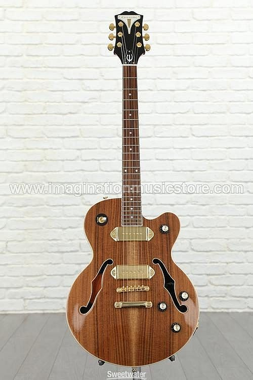 Epiphone Limited Edition Wildkat Koa with Stoptail