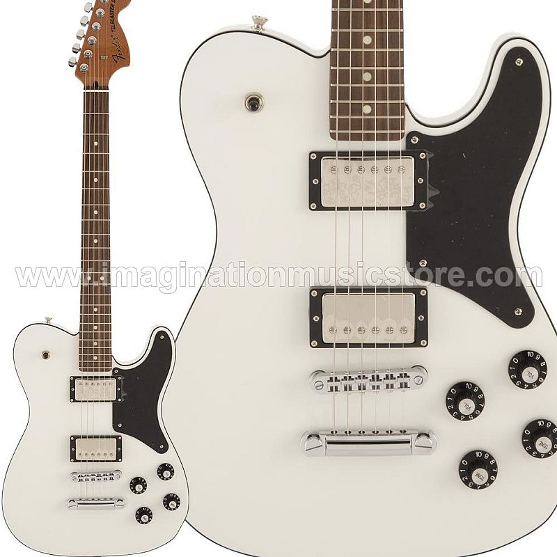 Fender Japan Troublemaker Telecaster in Arctic White
