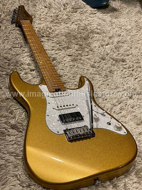 Soloking MS-1 Classic in Shoreline Gold and Roasted Maple FB